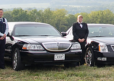Fullington VIP Wedding Limo and transportation