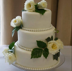 The Cakery - Bellefonte State College Wedding Cakes