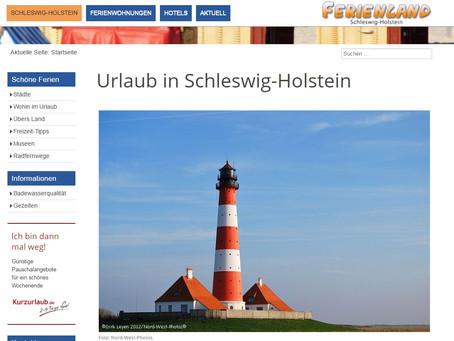 S.O.S. vom Ferienland Schleswig-Holstein