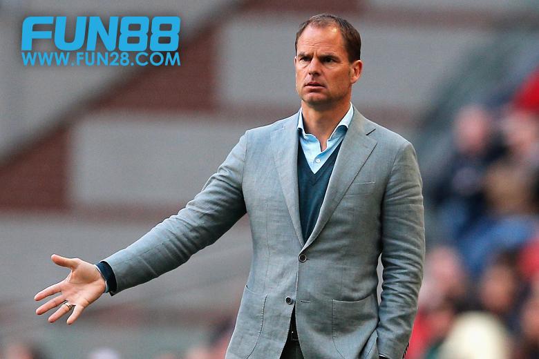 Mantan Manajer Inter, Frank de Boer, Menolak Pekerjaan di Leicester