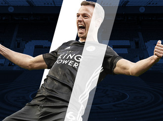 Jonny Evans Ingin Bertahan di Leicester City
