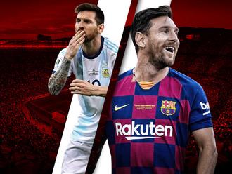 Tiga Kandidat Pengganti Lionel Messi di Barcelona