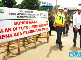 Kereta Api Bandara Soekarno-Hatta Mulai Beroperasi Pada Bulan Juli