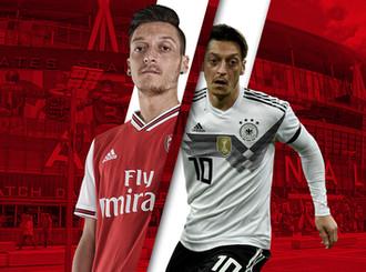 Soal Kondisi Mesut Ozil di Arsenal, Begini Kata Per Mertesacker