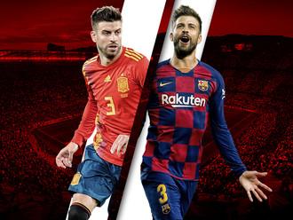 Pique Buat Permintaan Khusus Pada Messi, Apakah Itu ?