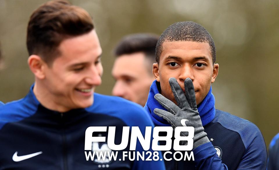 Ramos menginginkan Mbappe