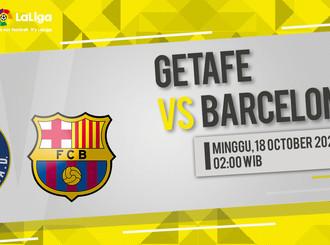 Prediksi LaLiga: Getafe vs Barcelona