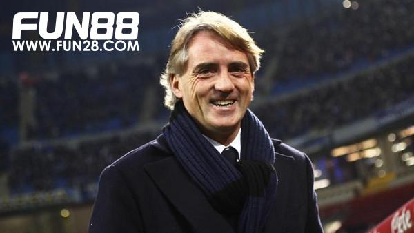 Zenit menunjuk Roberto Mancini sebagai Manajer barunya
