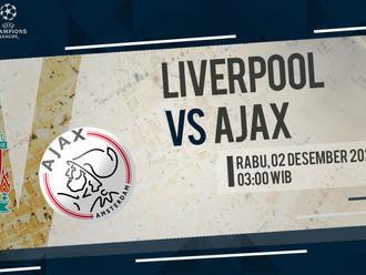 Prediksi Liga Champions: Liverpool vs Ajax