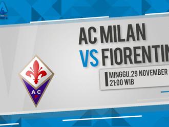 Prediksi Serie A: AC Milan vs Fiorentina