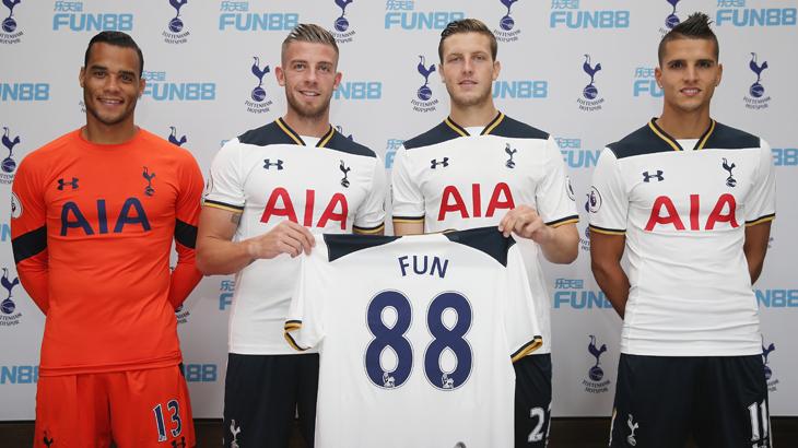FUN88 x Tottenham
