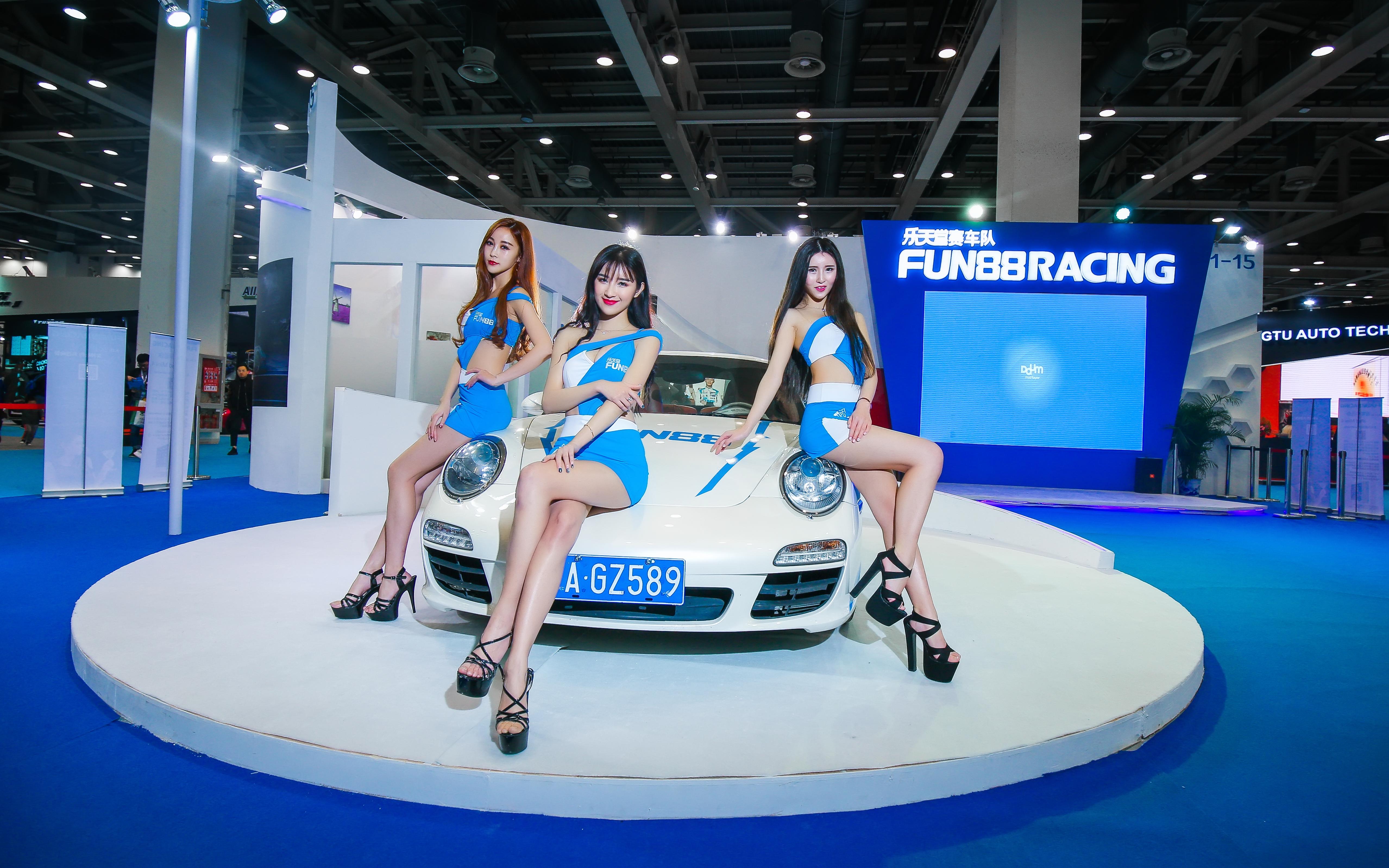 FUN88 x Porsche GT Show 01