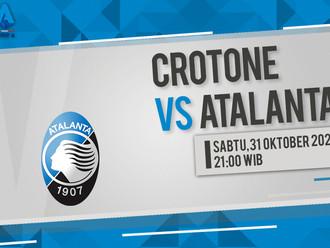 Prediksi Serie A: Crotone vs Atalanta