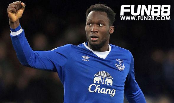 Romelu Lukaku pemain termahal Everton