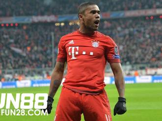 Juventus Mengumumkan Pemain Barunya Douglas Costa Dari Bayern Munich