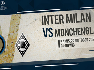 Prediksi Liga Champions: Inter Milan vs Borussia Monchengladbach