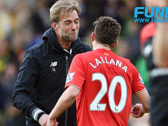 Gelandang Liverpool Menandatangani Kontrak Baru Jangka-Panjang