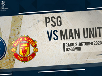 Prediksi Liga Champions: Paris Saint-Germain vs Manchester United