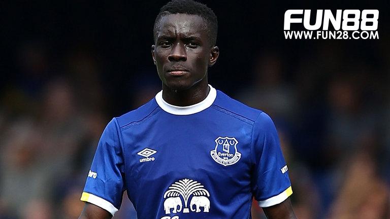 Idrissa Gueye di minati Arsenal