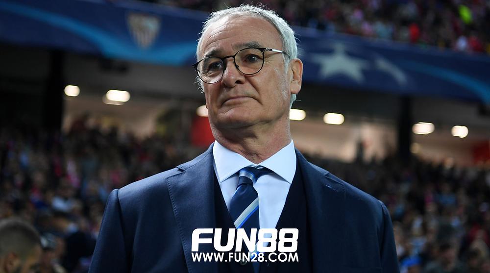 Claudio Ranieri di Pecat dari Leicester City