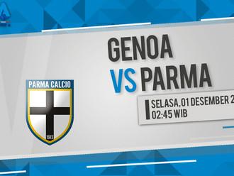 Prediksi Serie A: Genoa vs Parma