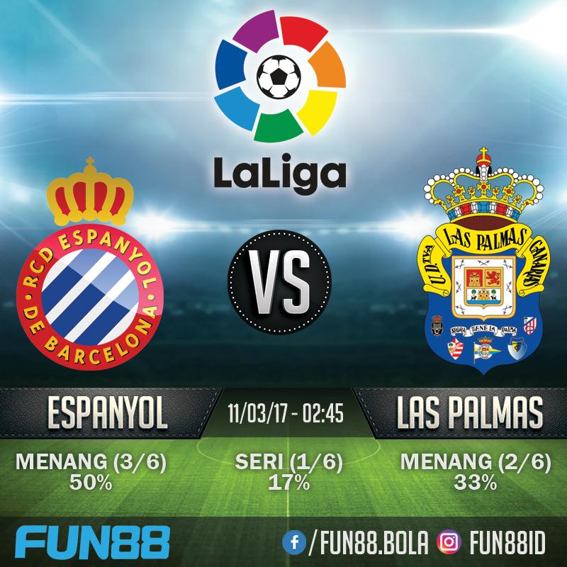 Prediksi La Liga - Espanyol v Las Palmas