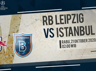 Prediksi Liga Champions: RB Leipzig vs Istanbul Basekhir