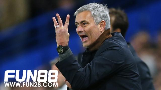 Jose Mourinho menyalahkan penyerang Manchester United