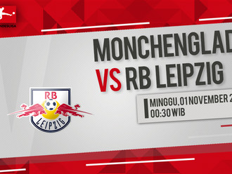 Prediksi Bundesliga: Borussia Monchengladbach vs RB Leipzig
