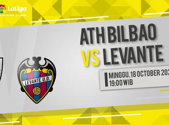 Prediksi LaLiga: Athletic Bilbao vs Levante