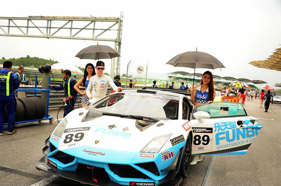 FUN88 x Sepang Race - Lamborghini
