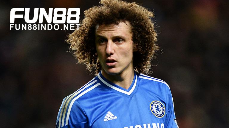 David Luiz ingin bergabung kembali dengan mantan klub-nya