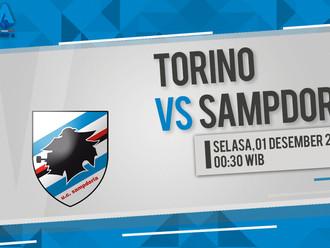 Prediksi Serie A: Torino v Sampdoria