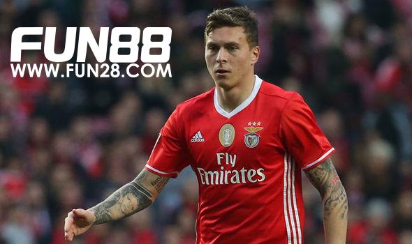 Victor Lindelof pindah ke Manchester United dari Benfica