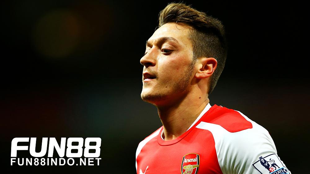 Mesut Ozil berkemungkinan untuk tidak perpanjang kontrak di Arsenal-nya