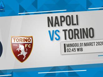 Prediksi Serie A: Napoli vs Torino