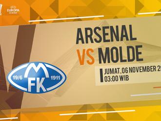 Prediksi Liga Europa: Arsenal vs Molde