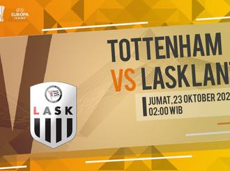 Prediksi Liga Europa: Tottenham Hotspur vs LASK Lanz