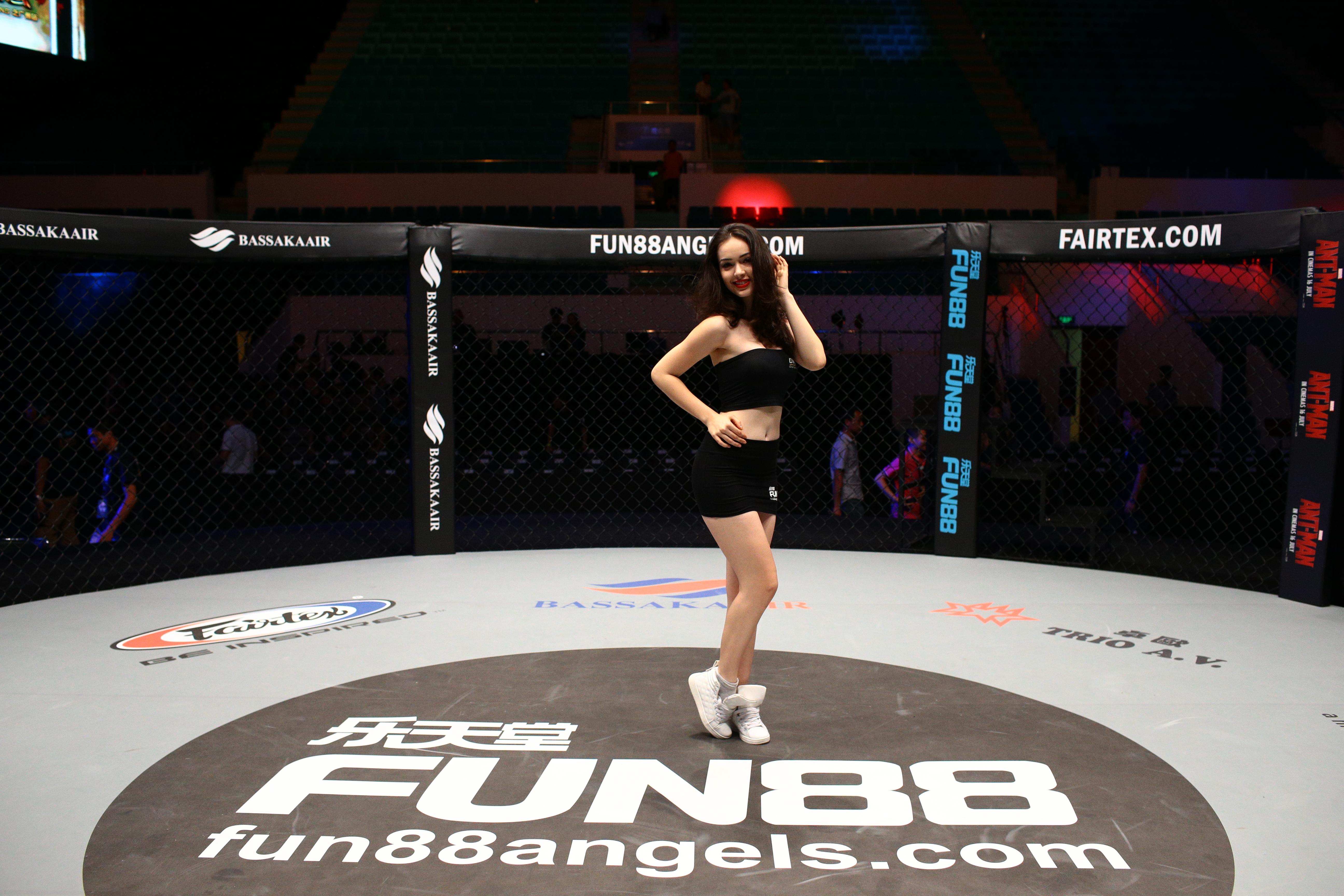 FUN88 x One FC Fight Ring