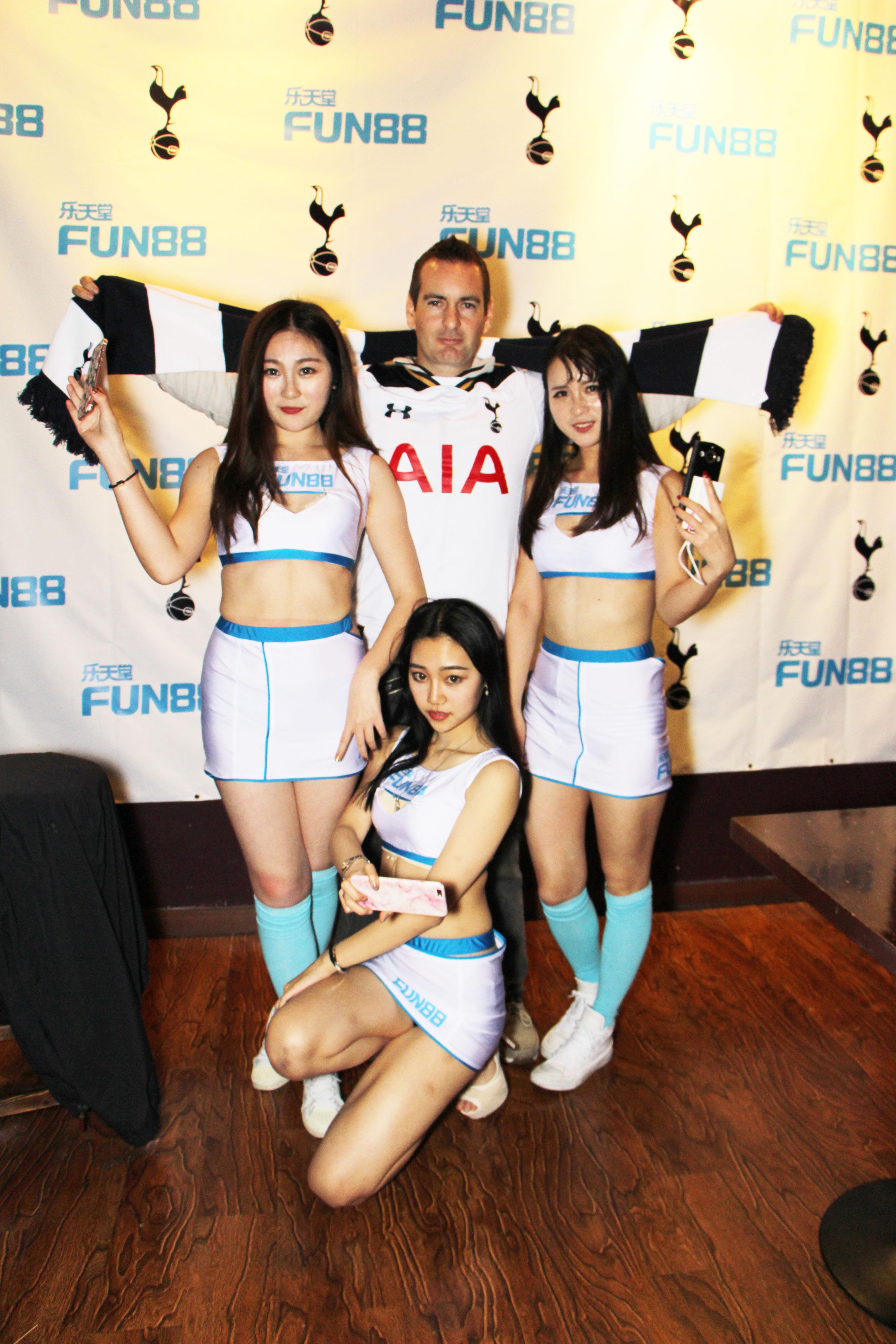 Acara FUN88 x Tottenham 03