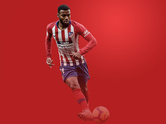 Atletico Madrid Tegaskan Pertahankan Thomas Lemar