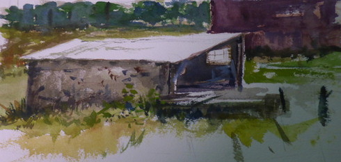 Shed Study