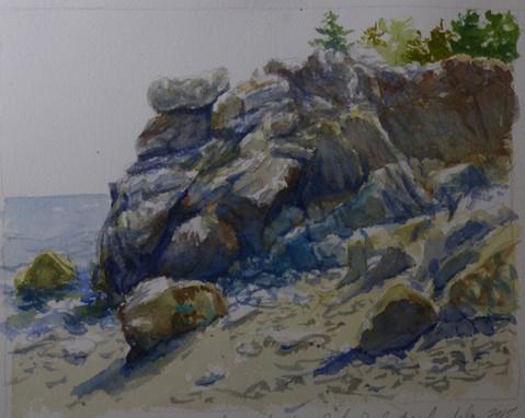 Cliffs Port Road