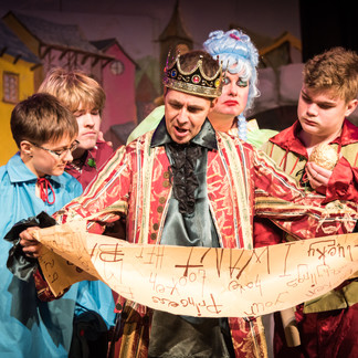 jack and the giant FADDS panto 2018