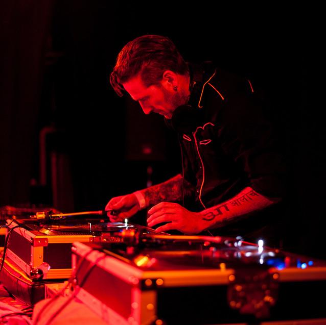 DJ night at Queens Hall