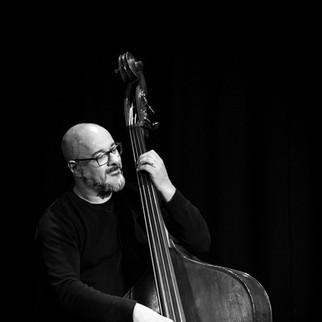 Remi Harris Trio at Theatr Gwaun, Fishguard