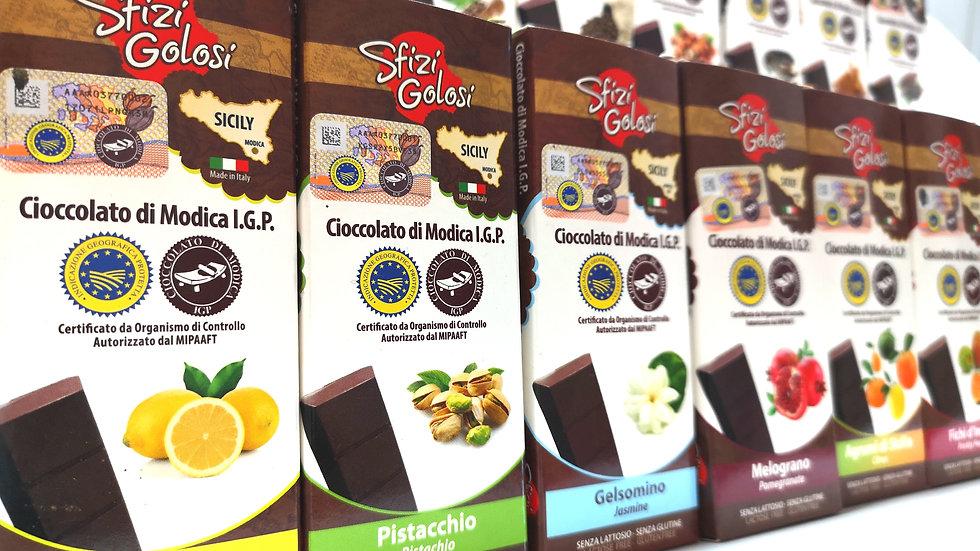 Modica Chocolate –Baker's Bar