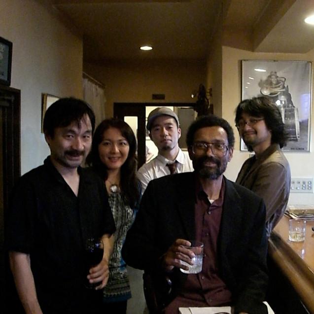 Satoshi Inoue Quintet Japan Tour