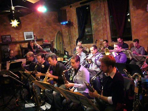 Noriko Ueda Orchestra at Tea Lounge