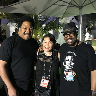 with Mr. James Genus and Mr. Christian McBride